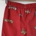 Vintage car shorts size 4