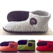 handmade felted slippers men's sizes