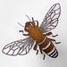 Ironweed LARGE HONEY BEE