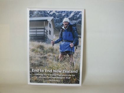 End to End New Zealand - following the Te Araroa Trail on a 3,000 km journey from Cape Reinga to Bluff