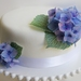 Edible Wafer Paper Hydrangea Fowers