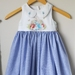 Peter Rabbit Tea Party Dress- Size 2