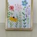 Secret Garden Antique Framed Print