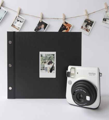 Guest Book / Instax Album (80x Photos)