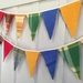 Bunting - 3 metres ! (new 'Rainbow Collection')
