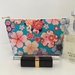 Japanese kimono print make-up pouch