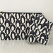 Medium size pencil case / purse with matching face mask