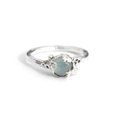 Reef Aquamarine Ring