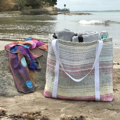 The Recycled Plastic Tote Bag
