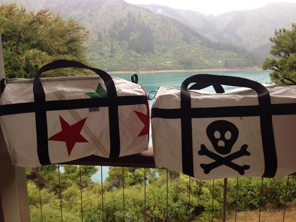 Resail Gear Bags - pirates or stars