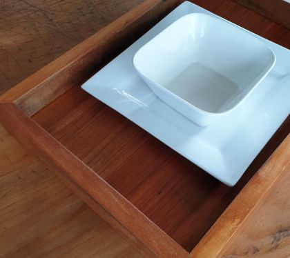 Native Rimu Serving tray