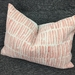 SALE* Matchsticks Linen Cushion Cover