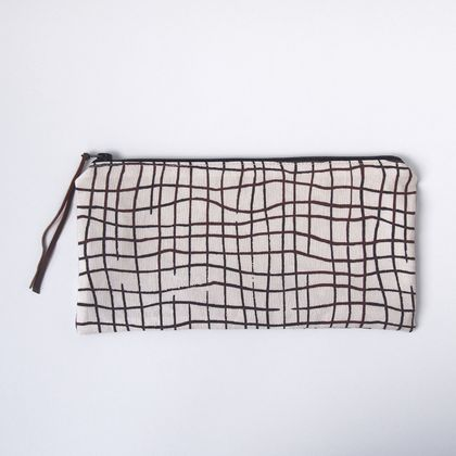 Large Pouch - Weave II