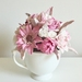 Handmade flowers Polymer clay ART