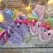 Unicorn Mittens knitting pattern PDF