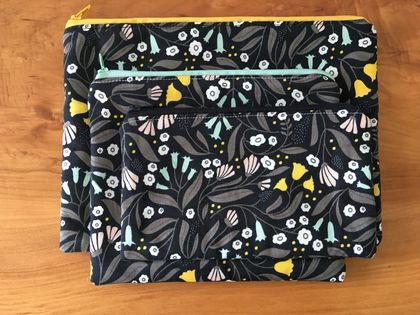 Forest Floor Flowers Bag Set