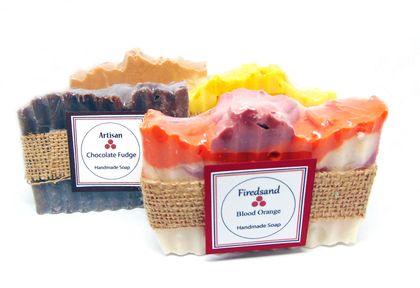 ***Handmade Soap Pack***